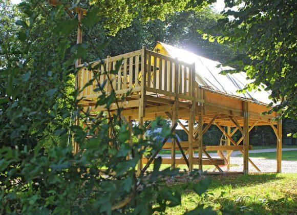 Hébergement Tente ecolodge en Baie de Somme