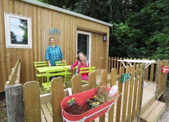 Hébergement Tiny House Camping Clos Cacheleux
