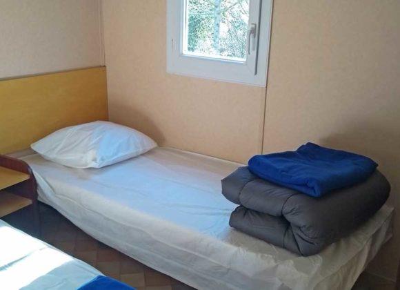 Acheter Cottage Moreva chambre lit simple Baie de Somme