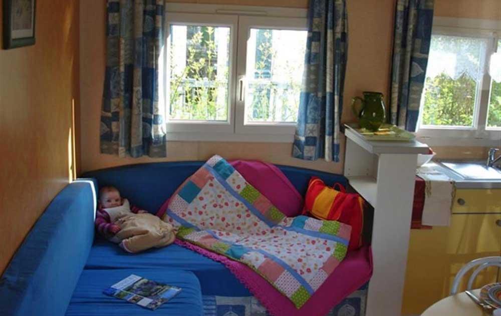 Acheter Cottage Moreva salon Baie de Somme