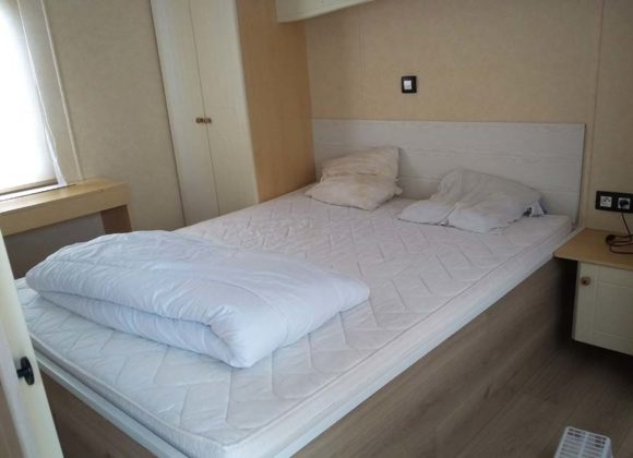 Achat mobil home chambre double Willerbeg Baie de Somme